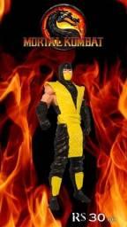 Scorpion Mortal Combat Miniatura
