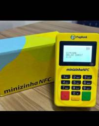 NOVA MINIZINHA NFC! A MAQUININHA DE CARTÃO (PagSeguro) ENTREGA GRÁTIS!