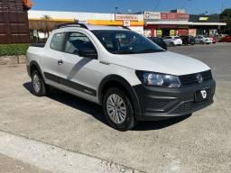 VW Saveiro Robust Cabine Dupla 1.6 2020