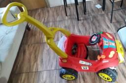Carrinho Smart Passeio - Com Pedal - Bandeirante