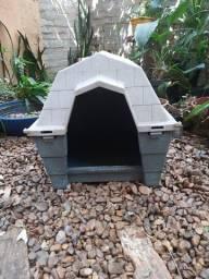 Casa de cachorro médio Ruff Hauzz 83X62 cm é 67 cm de altura