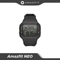 Relógio Smartwatch AMAZFIT Neo Xaiomi Monitor Cardíaco