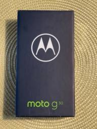 Moto g30 128gb lacrado + nota fiscal