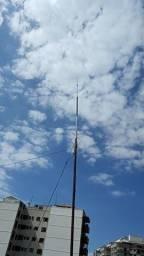 Radioamador antena dual nova