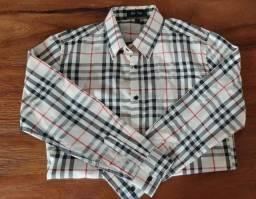 Camisa Social Masculina (estoque brexó)