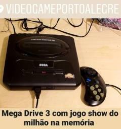 Mega Drive 3 Show do Milhão
