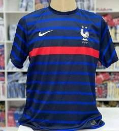Camisas de tods seleção 1 linha.. Holanda,Inglaterra,Nigéria,Itália,Jamaica,França.etc..