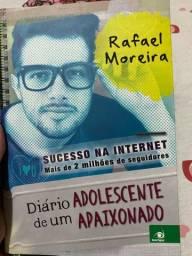 Livro: Diário de um Adolescente Apaixonado