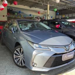 Título do anúncio: Toyota Corolla premium hibrido 2021
