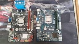 Kits Upgrade Intel i5 3470 e i3 2120-GTX 780 3gb- Gabinete Gamer RGB - Fonte 450w 80plus