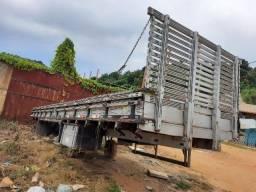 Carroceria Guandu 2015 para caminhão truck