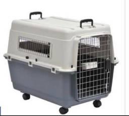 Vendo casinha de transporta para cachorro