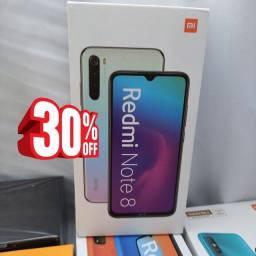 Magnífico! Redmi Note 8 da Xiaomi.. Novo Lacrado com Pronta Entrega