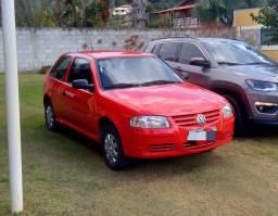 VW Gol Ecomotion com Ar condicionado BAIXA KM REVISADO 2o DONO - 12/13