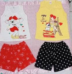roupa infantil  de 10 reais