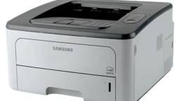 Impressora Laser Samsung ML 2851 C/ Rede Só 450,00