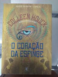 """Livro """"O Coração da Esfinge"""""""