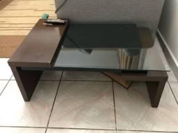Estante / rack e mesa de centro