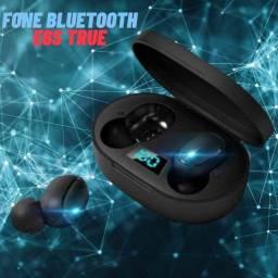 Fone Ouvido Digital True Esporte Bluetooth 5.0 E6s Tws