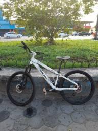 Bike GIOS aro 26 aceito troca em 29