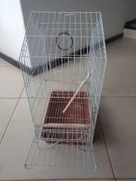 Vendo gaiola para calopsita