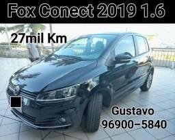 Fox Conect 2019 Único dono 27 mil Km  Novo!!!