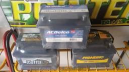 Bateria 60bamperes semi nova