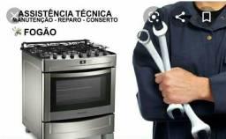 Conserto de fogões em geral