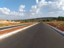 Vendo Lote Comercial na Av. Brasil asfalto com 360m² Buriti Sereno