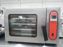 Título do anúncio: Forno elétrico Granomaq Turbo - usado