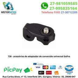 730 - acessórios de adaptador de conversão universal GoPro<br><br>