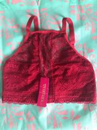 Cropped e short doll