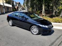 Civic Lxs automático impecável