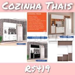 Armário de cozinha Thaís armário de cozinha Thaís -029492019