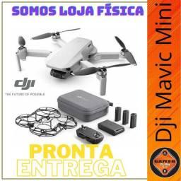 Drones Dji em loja física - Mavic mini - phantom