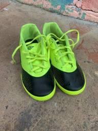 Sapato futsal!