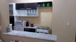 Apartamento mobiliado e decorado