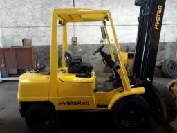 Empilhadeira , Hyster H60