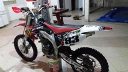 Crf 450 r - 2004