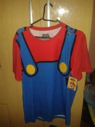 Vendo camisa Super Mario Bros