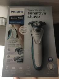 Barbeador série 7000 Philips Aqua touch