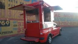 Food truck para saveiro