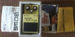 Pedal Boss Super Overdrive SD 1