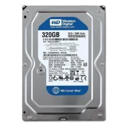Hd 320 GB novo com garantia
