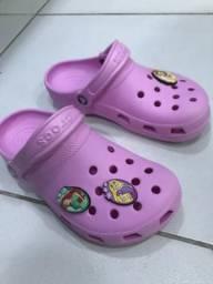 Crocs original tamanho 36