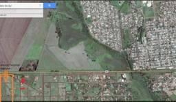 Bonanza 1,quitado,area comercial,medindo 12 por 50,proximo da br 463