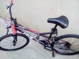 Bicicleta caloi aro 26 seme nova