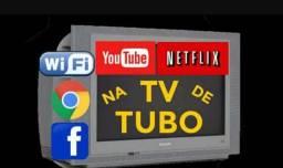 O melhor android para sua tv vira smart completa