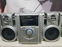 Radio panasonic sa -ak230 cd stereo system