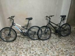 Vendo duas bicicletas Caloi Montana aro 26